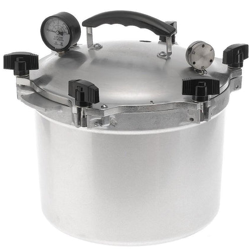 All-American 10.5 Quart Pressure Cooker/Canner