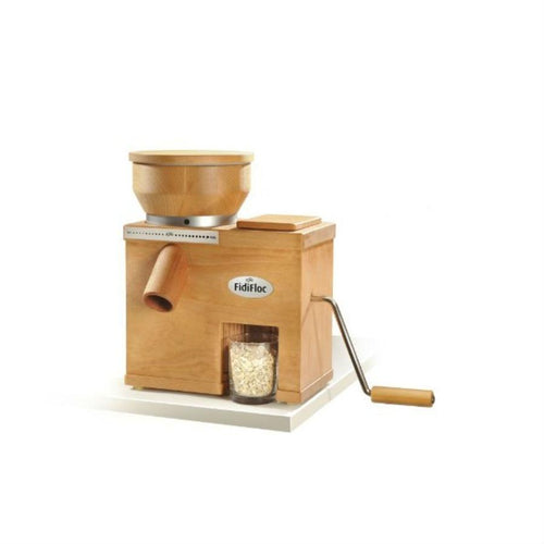 KoMo FidiFloc 21 Grain Mill and Flaker Combination