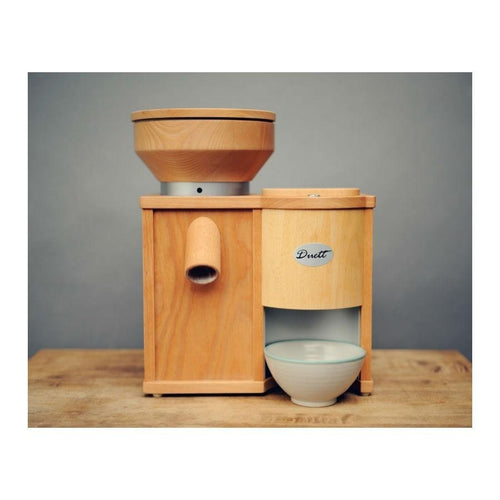 KoMo Duett 200 Grain Mill and Flaker Combination