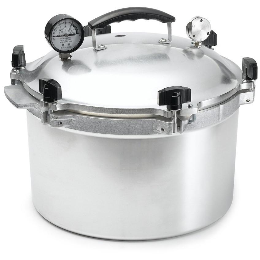 All-American 15.5 Quart Pressure Cooker/Canner