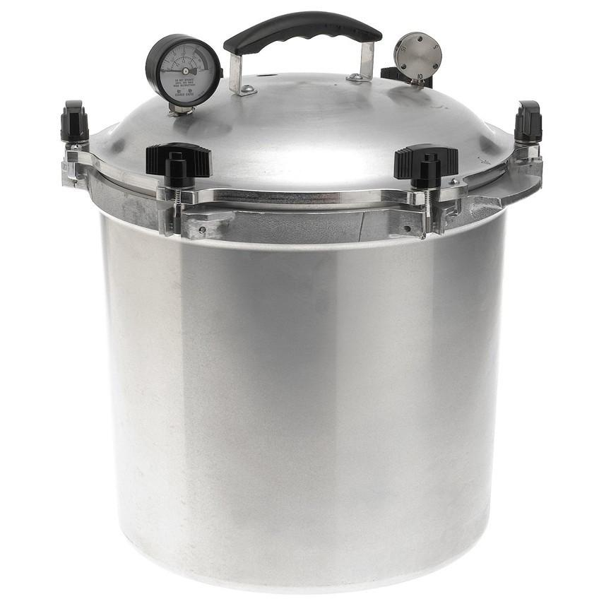 All-American 25 Quart Pressure Cooker/Canner