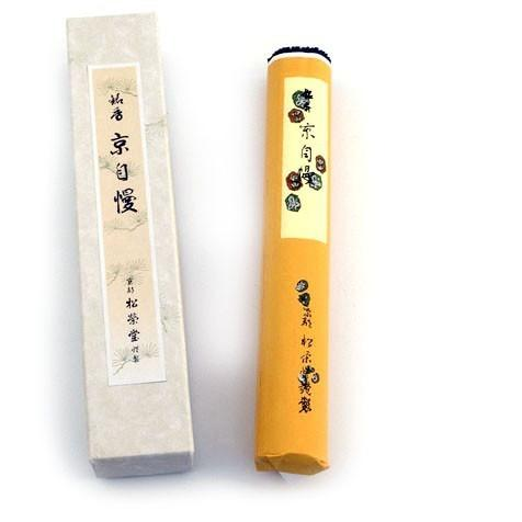 Shoyeido Premium Pride of Kyoto Kyo-jiman Incense (135 Sticks)