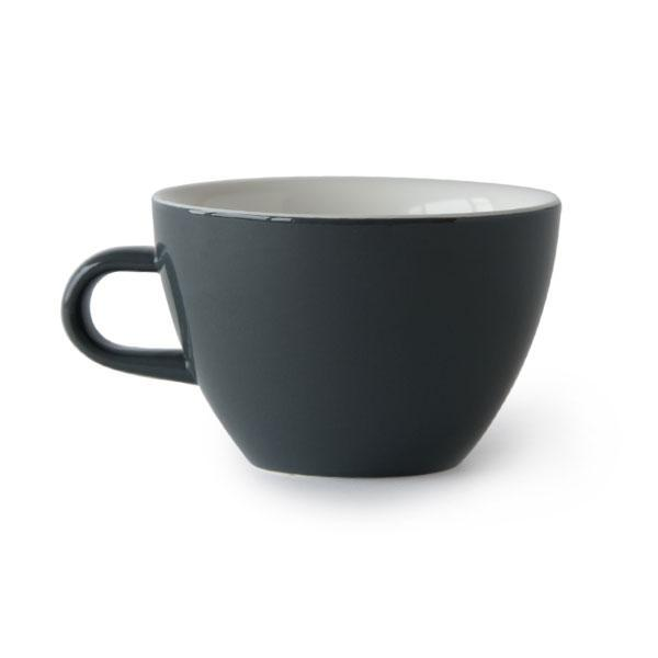 Acme Evolution Mighty Cup and Saucer Grey