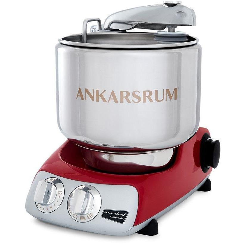 Ankarsrum Original AKM 6230 Basic Package Mixer Metallic Red