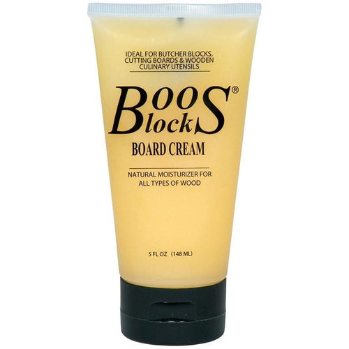 John Boos Penetrating Block Board Cream with Beeswax 5-Ounce