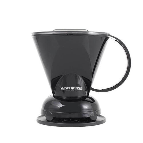 Abid Clever Coffee Dripper Black