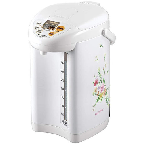 Zojirushi CD-JWC40 4-Liter Micom Water Boiler & Warmer Natural Bouquet