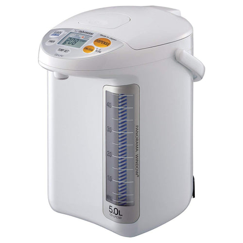 Zojirushi CD-LFC50 5-Liter Panorama Window Micom Water Boiler & Warmer
