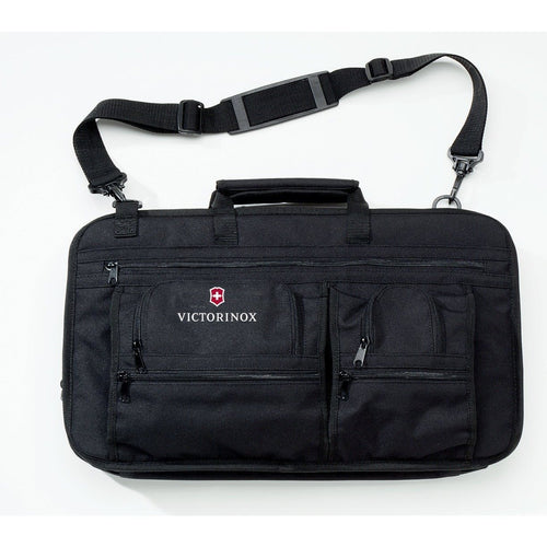 Victorinox 12-Slot Polyester Executive Knife Case