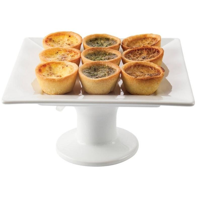 FusionBrands ServeItUp Small Plate Stand