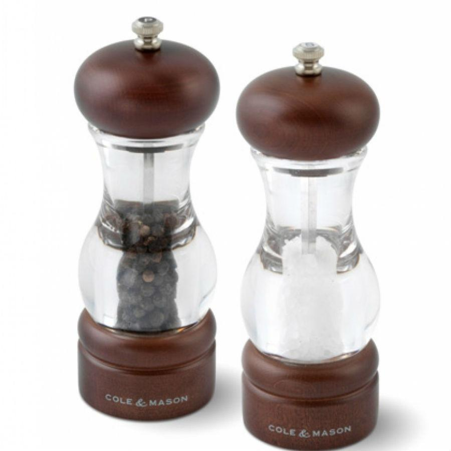 Cole and Mason Forest Salt & Pepper Mill Gift Set
