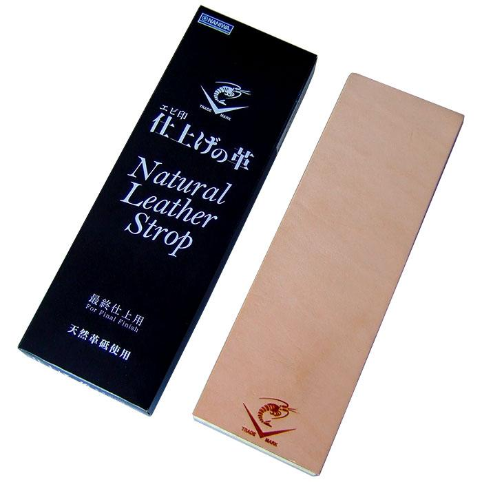 Naniwa Natural Leather Strop