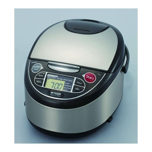 Tiger 10.0 Cup 4-in-1 Microcomputer Controlled Rice Cooker