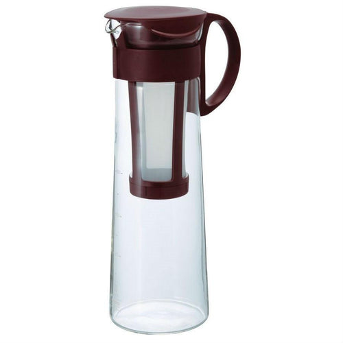 Hario Mizudashi 8-Cup Cold Brew Coffee Pot Brown