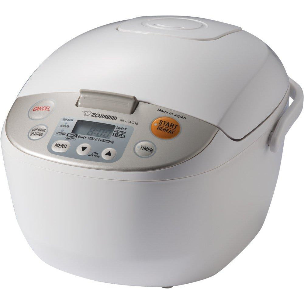 Zojirushi NL-AAC18 10-Cup Micom Rice Cooker & Warmer