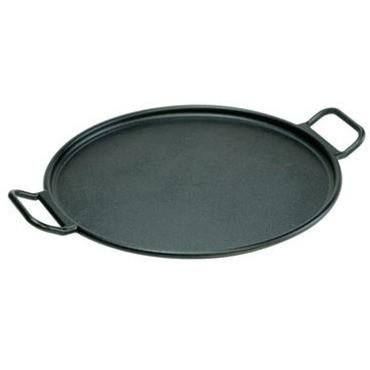 Lodge Pro Logic 12in Cast Iron Pizza Pan