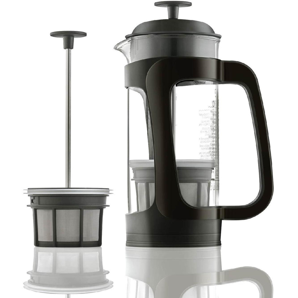 Espro Press P3 32oz French Press for Coffee Glass + Plastic