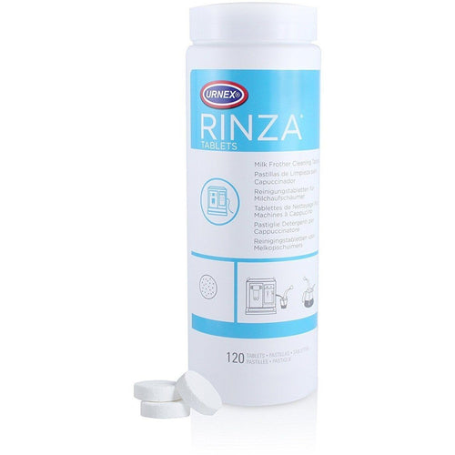 Rinza Milk Frother Cleaning 120-Tablet Jar