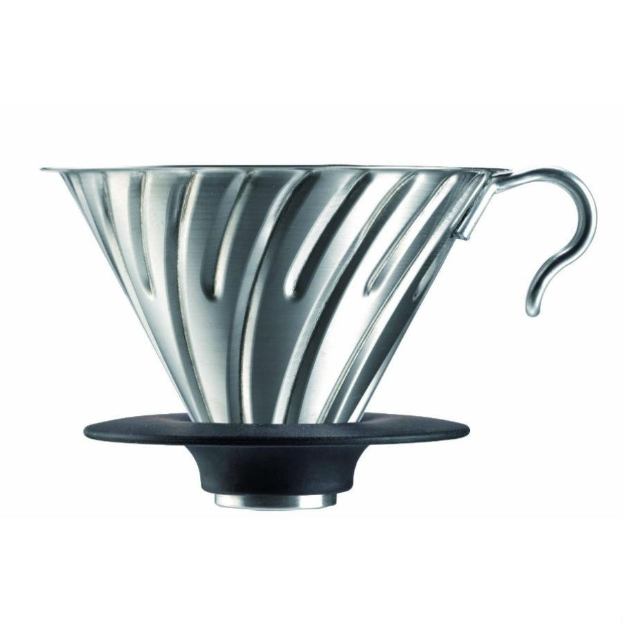 Hario V60 02 Stainless Coffee Dripper