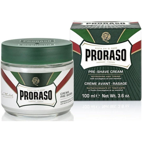 Proraso Classic Refreshing Pre-Shave Cream 100ml