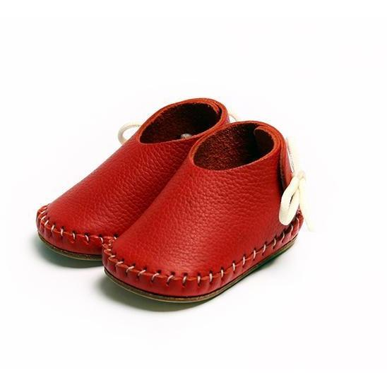 Umeloihc Ake 9cm Babies First Shoe Kit Red