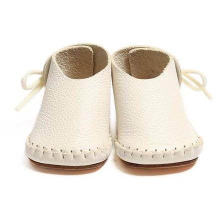Umeloihc Ake 9cm Babies First Shoe Kit White