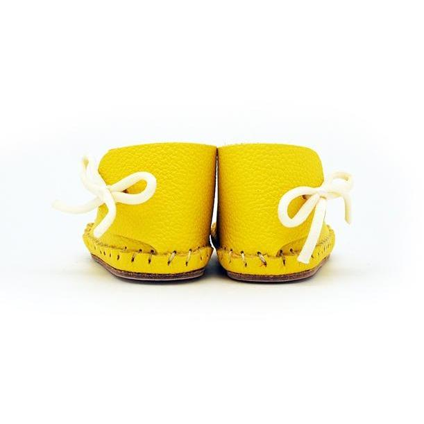 Umeloihc Ake 9cm Babies First Shoe Kit Yellow