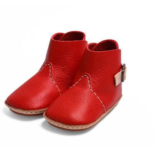 Umeloihc Boo 12cm Babies First Shoe Kit Red