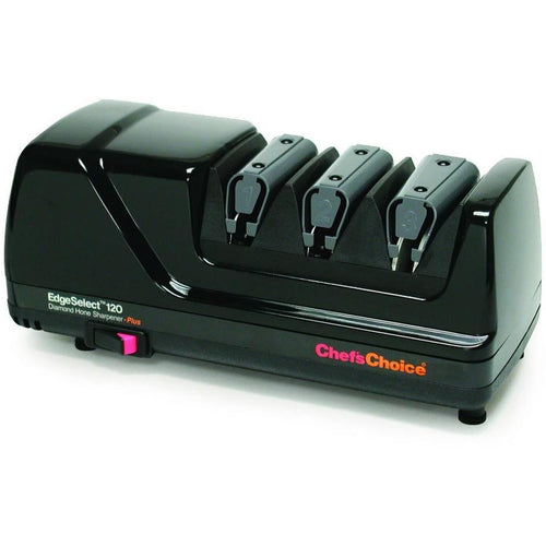 Chef's Choice 120 EdgeSelect Professional Knife Sharpener Black