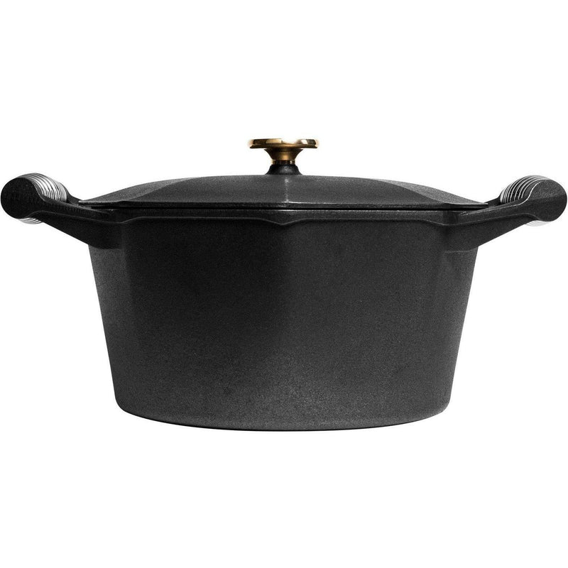Finex 5-Quart Cast Iron Dutch Oven