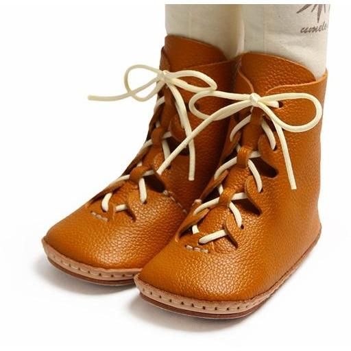 Umeloihc Gil 12cm Babies First Shoe Kit Camel