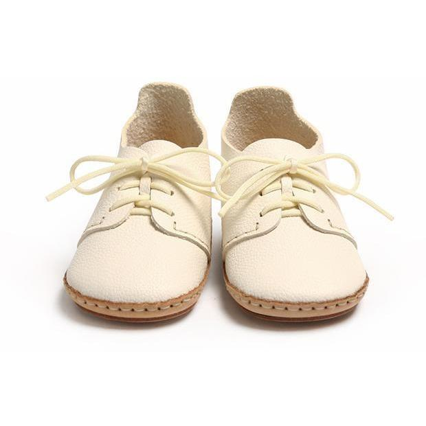 Umeloihc Gura 13cm Babies First Shoe Kit White