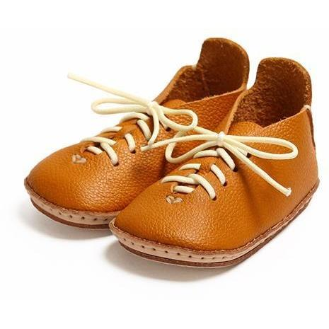 Umeloihc Kurt 12cm Babies First Shoe Kit Camel