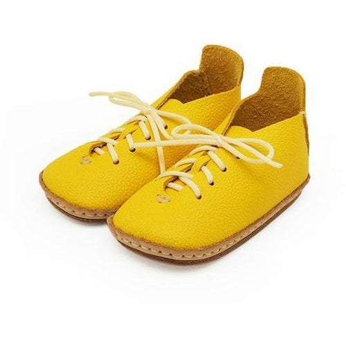 Umeloihc Kurt 12cm Babies First Shoe Kit Yellow