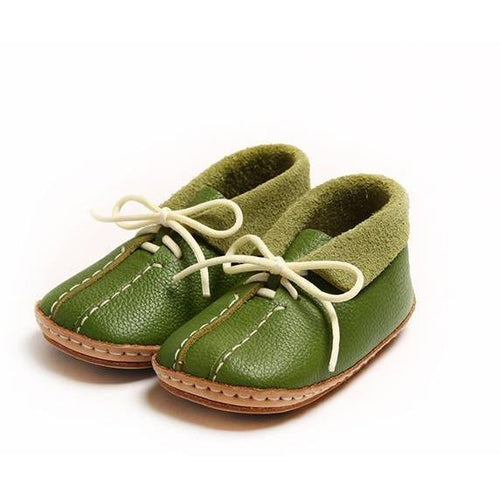 Umeloihc Mic 12cm Babies First Shoe Kit Olive