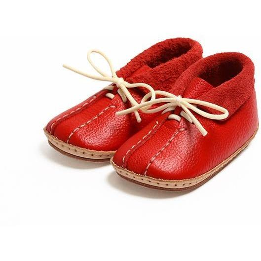 Umeloihc Mic 12cm Babies First Shoe Kit Red