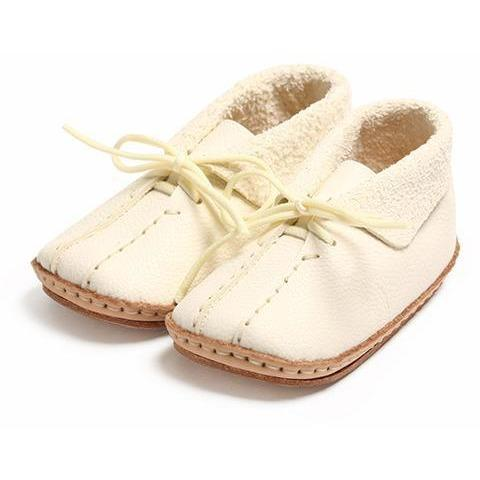 Umeloihc Mic 12cm Babies First Shoe Kit White