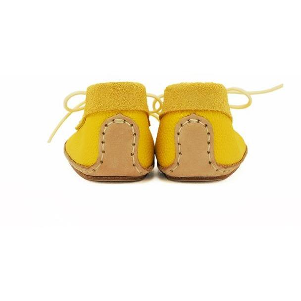 Umeloihc Mic 12cm Babies First Shoe Kit Yellow