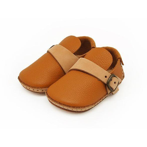 Umeloihc Moku 12cm Babies First Shoe Kit Camel