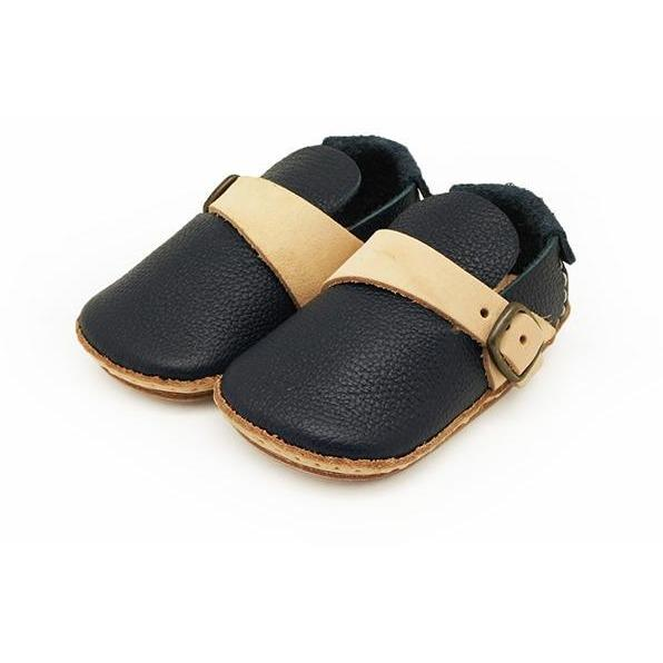 Umeloihc Moku 12cm Babies First Shoe Kit Navy