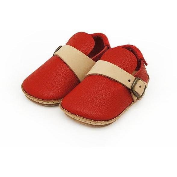 Umeloihc Moku 12cm Babies First Shoe Kit Red