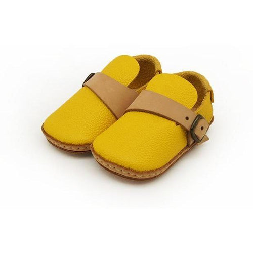 Umeloihc Moku 12cm Babies First Shoe Kit Yellow