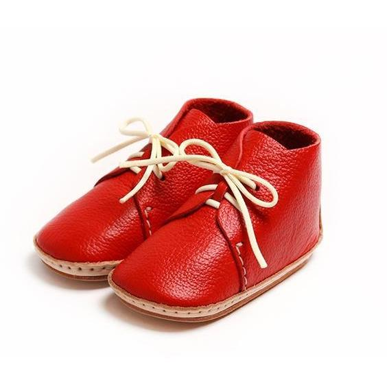 Umeloihc Nico 12cm Babies First Shoe Kit Red