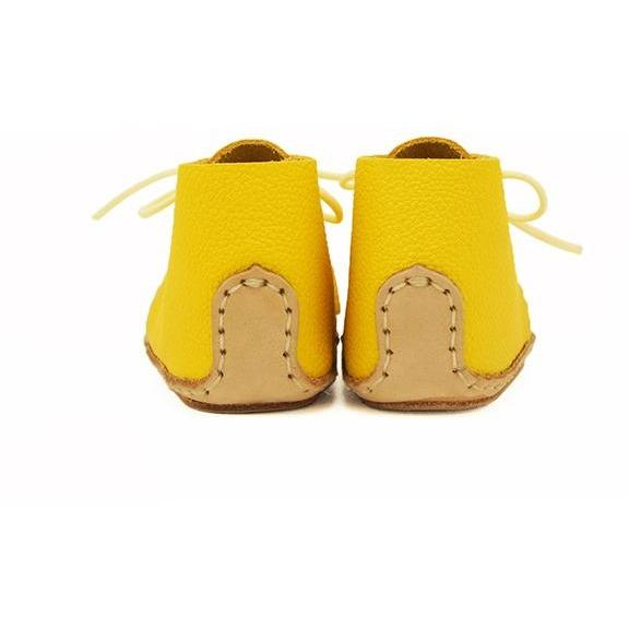 Umeloihc Nico 12cm Babies First Shoe Kit Yellow