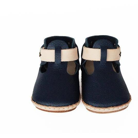 Umeloihc Teo 12cm Babies First Shoe Kit Navy