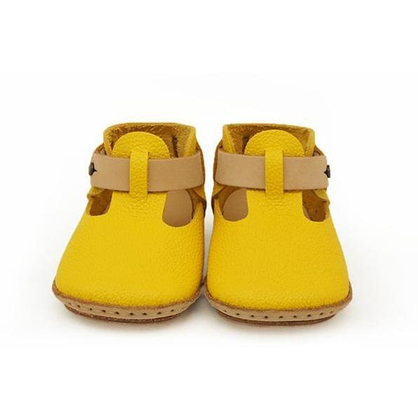 Umeloihc Teo 12cm Babies First Shoe Kit Yellow