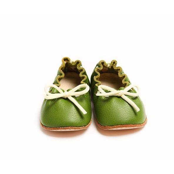Umeloihc Wi 9cm Babies First Shoe Kit Olive