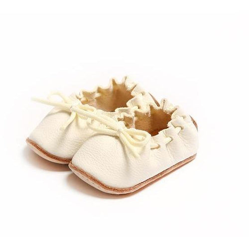 Umeloihc Wi 9cm Babies First Shoe Kit White