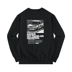 TRANS AM CREWNECK (BLACK)