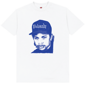 "PALASADE ""EAZY-DUZ-IT"" TEE (WHITE)"